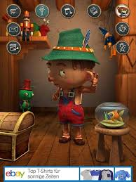 talking android talking pinocchio best apps android kindle iphone