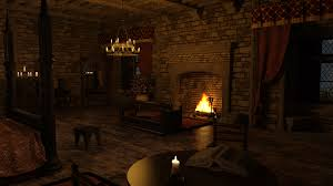 Medieval Bedroom by Mick Medieval Bedroom New Set Tweaks Angle 2 01 By Gator3d On