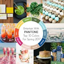 spring 2017 pantone colors entertain with pantone colors for spring 2017 revel and glitter