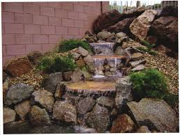 backyard waterfalls and ponds pond pros home our services