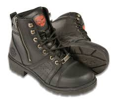 laced motorcycle boots motorcycle boots bikerswearonline