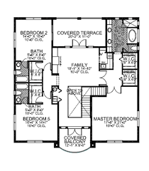 House Plans 6 Bedrooms Mediterranean Style House Plan 6 Beds 6 50 Baths 4883 Sq Ft Plan
