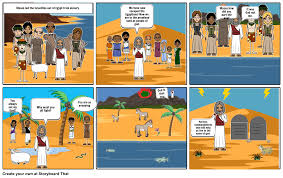 moses story