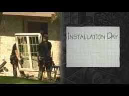 replacement windows installation