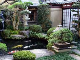 Garden Style Home Decor Japanese Style Garden For Minimalist Home 4 Home Decor