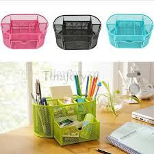 rangement stylo bureau boîte pot à crayons stylo porte pinceau bureau rangement stockage