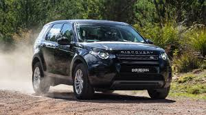 2017 Land Rover Discovery Sport Review