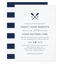 Monogram Wedding Invitations Monogram Invitations U0026 Announcements Zazzle