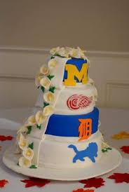 university of alabama bryant denny stadium grooms cake wedding