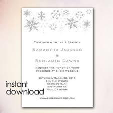 Diy Wedding Invitation Template 24 Best Diy Wedding Invitation Templates Instant Download Images