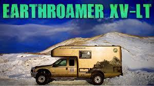 ford earthroamer xv lt votw earthroamer u0027s xv lt zurvived it youtube