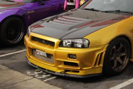 Nissan Gtr Gold - gold nissan skyline r34 gtr 5184 3456 carporn