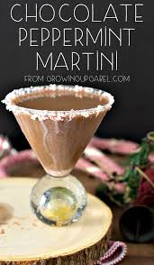 peppermint patty martini peppermint martini u2013 recipesbnb