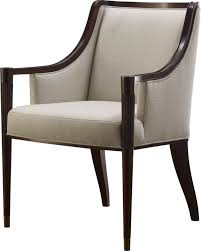signature dining arm chair by barbara barry 3645 baker furniture