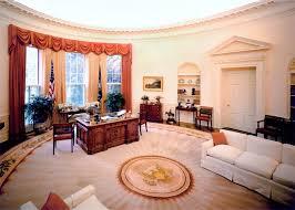 reagan oval office photos the white house s oval office décor through history vanity