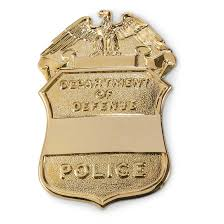 new department of defense police badge 657396 medals patches