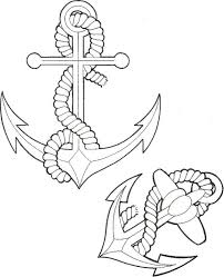 anchors line drawings by richardmullaney on deviantart