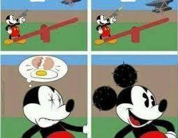 Mickey Meme - mickey meme by danieldu13 memedroid