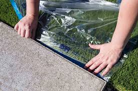 How To Paint Outdoor Concrete Patio Granite Grip To Renew Your Concrete Patio