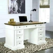 Office White Desk White Desk With Draws Bethebridge Co