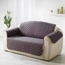 housse canapé 3 places avec accoudoir pas cher housse de canape 3 places avec accoudoirs achat vente housse
