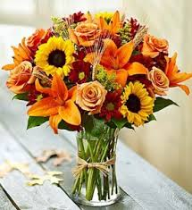 Fall Floral Arrangements Fields Of Europe For Fall Vase Arrangement In Toledo Oh Meadows