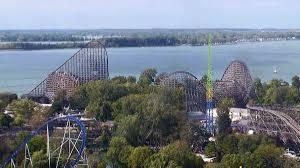 Sandusky Ohio Six Flags Steel Vengeance Track Capped Off Coasterforce