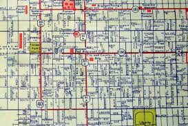 Ohio City Map Old Maps American Cities In Decades Past Warning Large Images