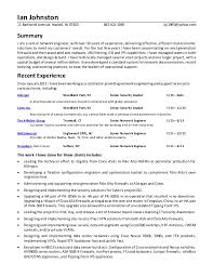 Security Resume Sample by Best Network Security Engineer Resume Network Security Engineer
