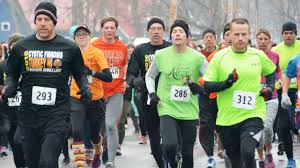 9 races to run on thanksgiving day in health rochester area