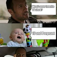 Dwayne Johnson Car Meme - the rock meme driving with baby keywords and pictures
