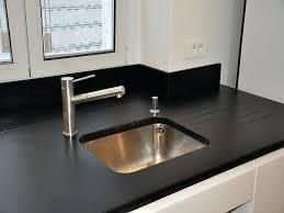 plan de travail cuisine noir paillet plan de travail quartz noir plan de travail en quartz pour cuisine