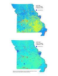 Joplin Mo Map Land Use Change In Missouri Mogreenstats