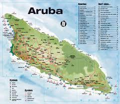 Lollapalooza Map Tourist Map Of Aruba Photos By Me Aruba Pinterest Tourist Map