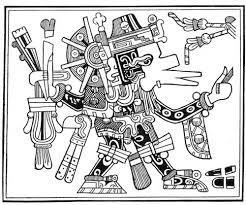 imagenes idolos aztecas mitología azteca