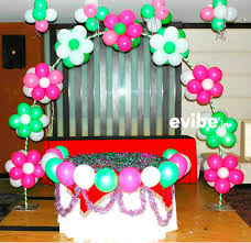 top 8 simple balloon decorations for birthday at home in