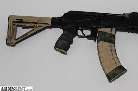 ak 47 laser light combo armslist for sale izhmash russian saiga ak 47 akm 7 62x39mm semi