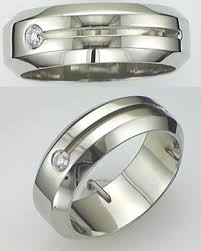 open wedding band warburton 9mm 18k white gold wedding band with open