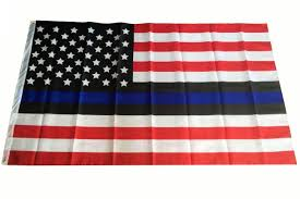 Red White Black Flag Amazon Com Usa Thin Blue Line Flag Red White Black Blue For