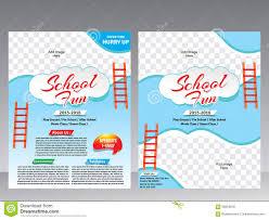 school brochure design templates school brochure design templates best and professional templates