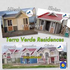 terraverde residences affordable house and lot sale rent to own