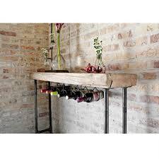 wine tables and racks reclaimed wood wine racks tables