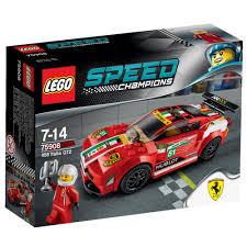 lego speed champions mclaren lego speed champions 458 italia gt2 75908 big w