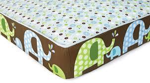Skip Hop Crib Bedding Skip Hop Complete Sheet Set With Decals Elephant