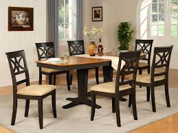 Round Dining Room Table And Chairs by Kitchen Chairs Casual Piece Round Dining Table And Chair Set