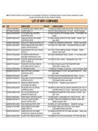 usha lexus hotel shimla nbfc companies