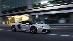 Lamborghini Aventador Spyder - media aventador roadster 4