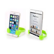 support de bureau pour smartphone téléphone titulaire lit pouce cellulaire smartphone tablet