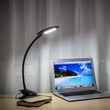 Nightstand Lamp With Usb Port Ma66c 6w Flexible Gooseneck Clip Led Table Lamp With Usb Port