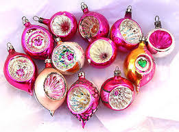 pink decorations collection on ebay